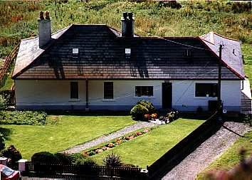 Harris Cottage, Uig, Isle of Skye
